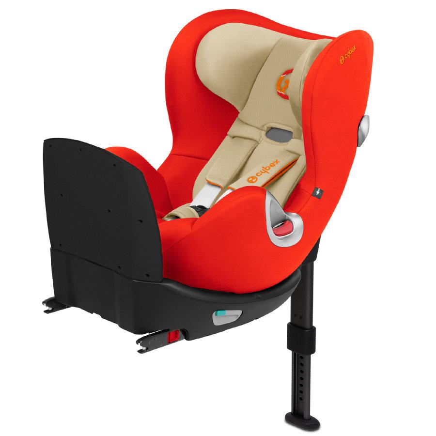 silla para coche cybex sirona