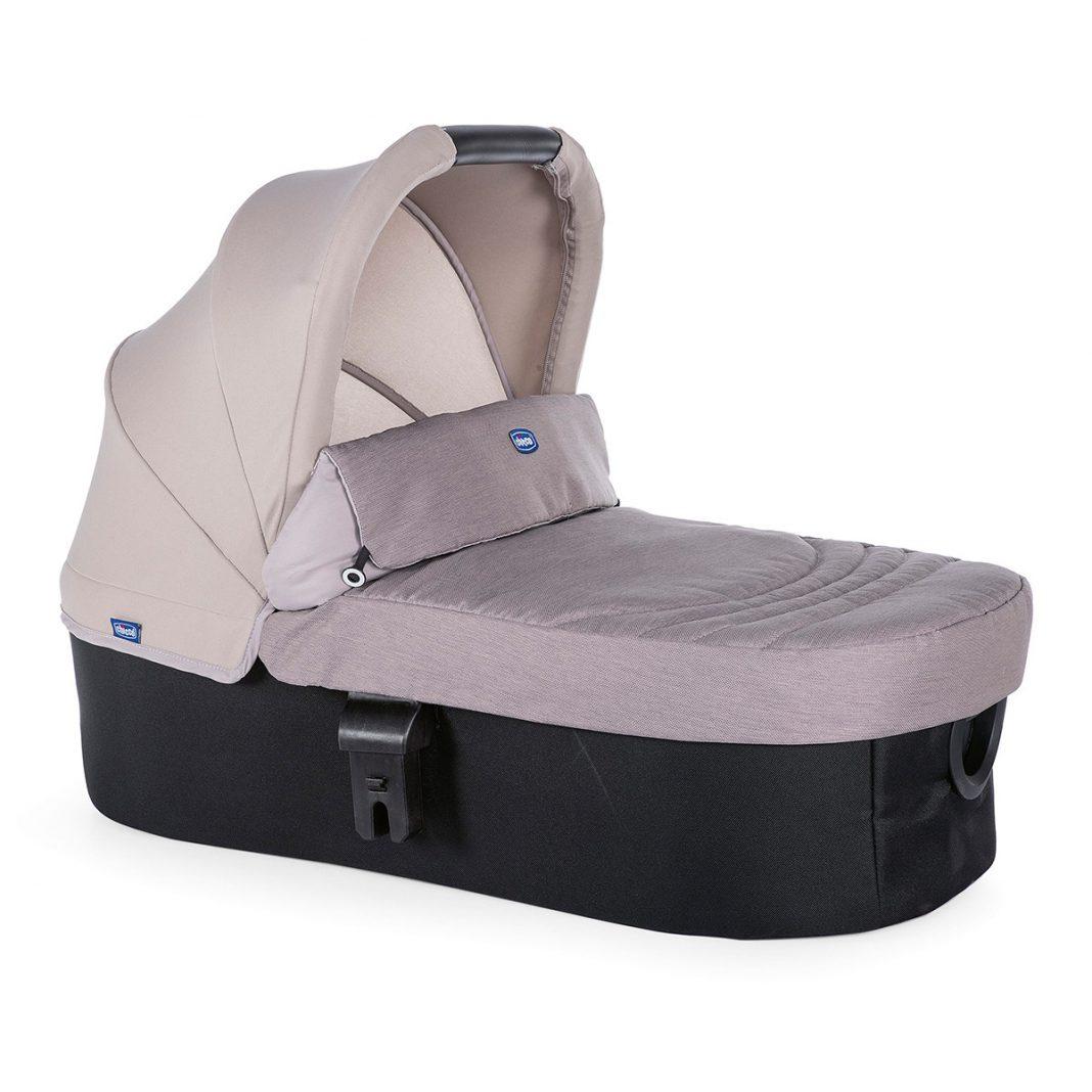 partes incluidas en el coche de bebe
