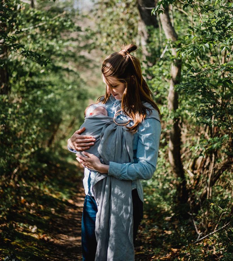 metodos naturales para transportar a nuestro bebe