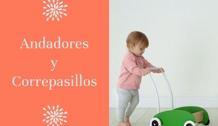 Los mejores Correpasillos y Andadores para Bebé