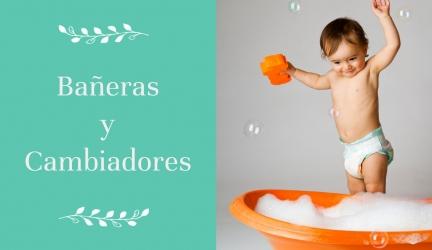 Mejores Bañeras y Cambiadores para Bebé